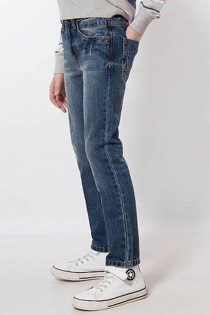 Брюки для мальчика (джинсы), Модель KB18-85017, Фото №4