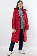 Пальто для девочки, Модель KB18-71003, Фото №3