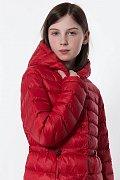 Пальто для девочки, Модель KB18-71003, Фото №6
