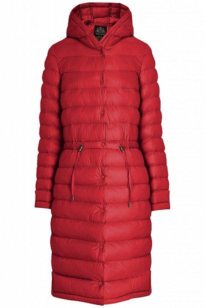 Пальто для девочки, Модель KB18-71003, Фото №1