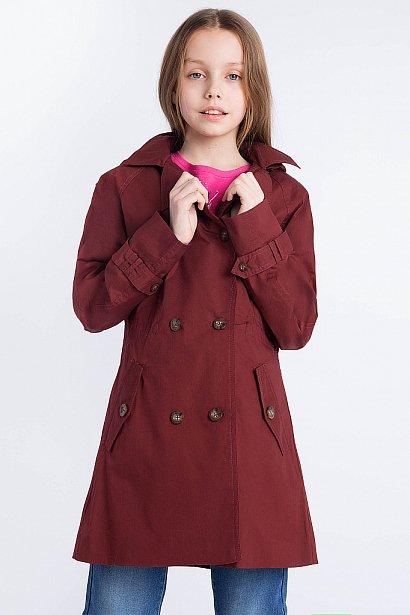 Плащ для девочки, Модель KB18-71008, Фото №2