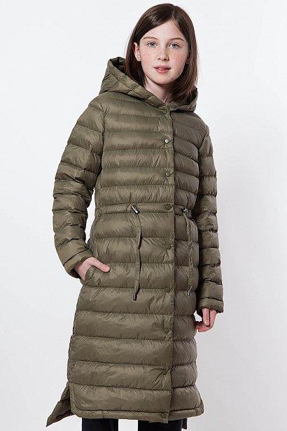 Пальто для девочки, Модель KB18-71003, Фото №2