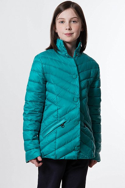 Куртка для девочки, Модель KB18-71001, Фото №2