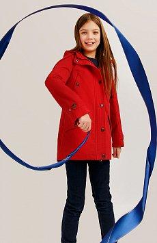 Куртка для девочки, Модель KB19-71001, Фото №1