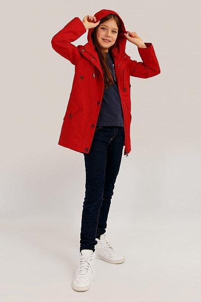 Куртка для девочки, Модель KB19-71001, Фото №3