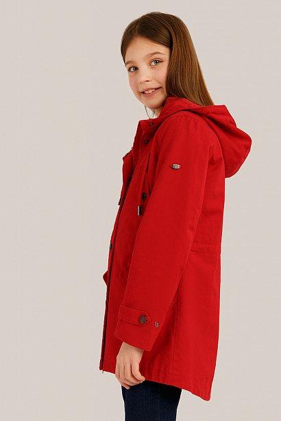 Куртка для девочки, Модель KB19-71001, Фото №4