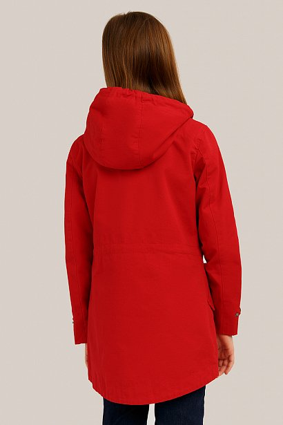 Куртка для девочки, Модель KB19-71001, Фото №5