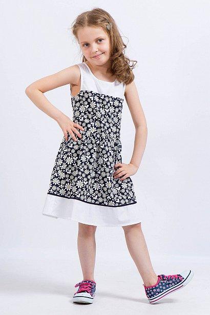 Платье для девочки, Модель KS17-71012B, Фото №3