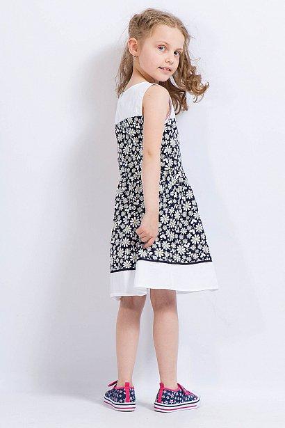 Платье для девочки, Модель KS17-71012B, Фото №4