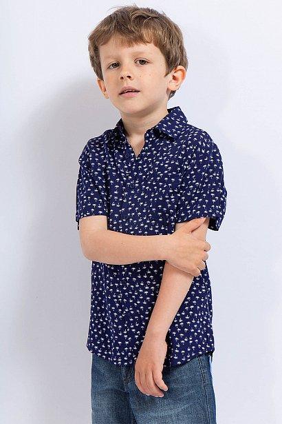 Рубашка для мальчика, Модель KS17-81002J, Фото №2
