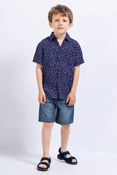 Рубашка для мальчика, Модель KS17-81002J, Фото №3