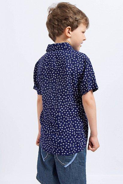 Рубашка для мальчика, Модель KS17-81002J, Фото №4