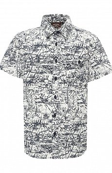 Рубашка для мальчика KS17-81004J
