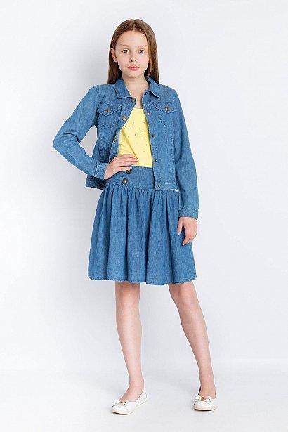 Куртка для девочки, Модель KS18-75049, Фото №3
