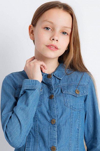 Куртка для девочки, Модель KS18-75049, Фото №6