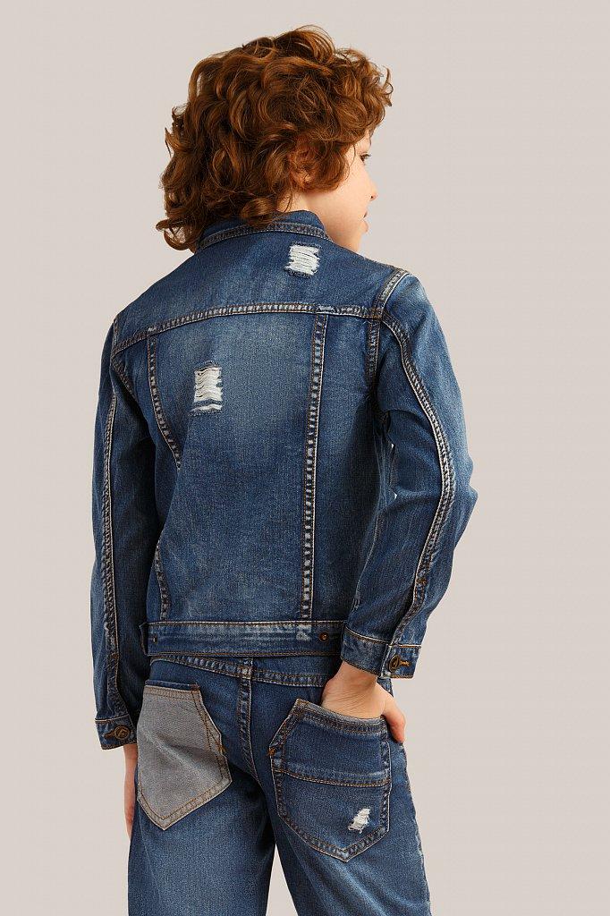 Куртка для мальчика, Модель KS19-85019, Фото №4