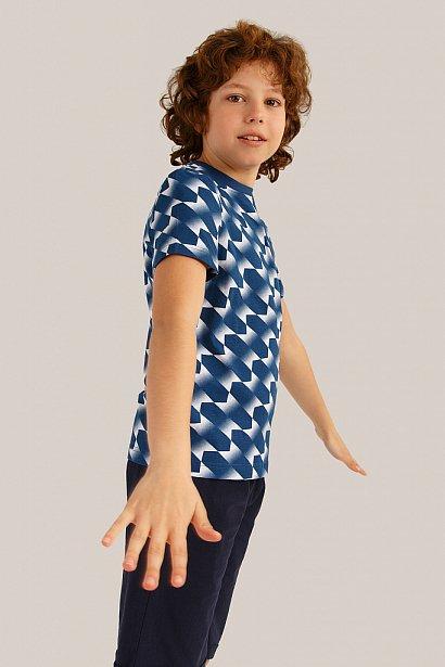 Футболка для мальчика, Модель KS19-81029, Фото №3