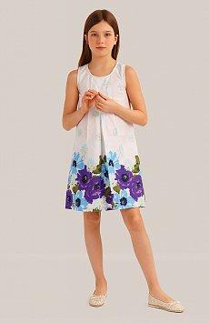 Платье для девочки, Модель KS19-71027, Фото №1