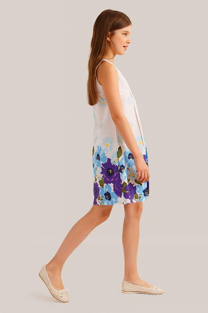 Платье для девочки, Модель KS19-71027, Фото №2