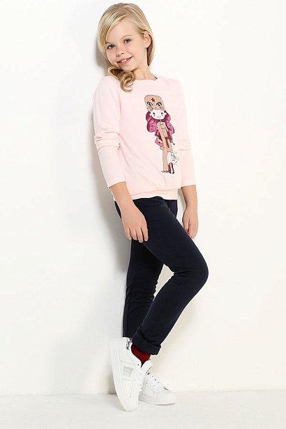 Джемпер для девочки, Модель KW16-71103B, Фото №2