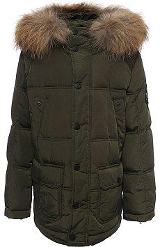 Куртка для мальчика KW16-81002B