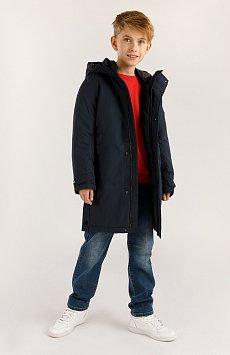 Пальто для мальчика, Модель KW19-81001, Фото №2