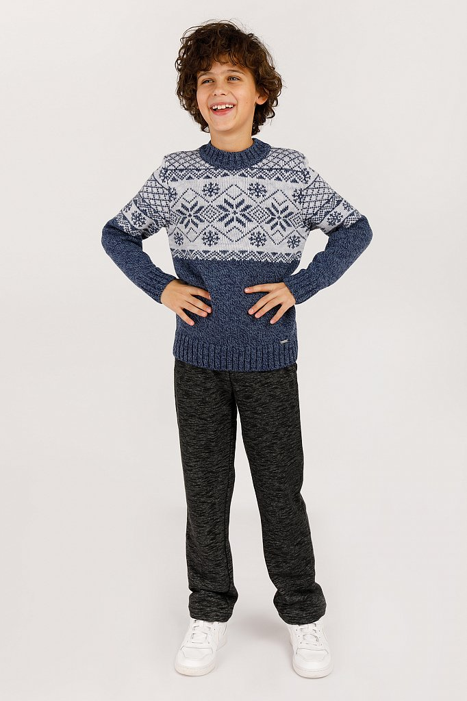 Джемпер для мальчика, Модель KW19-81101, Фото №2