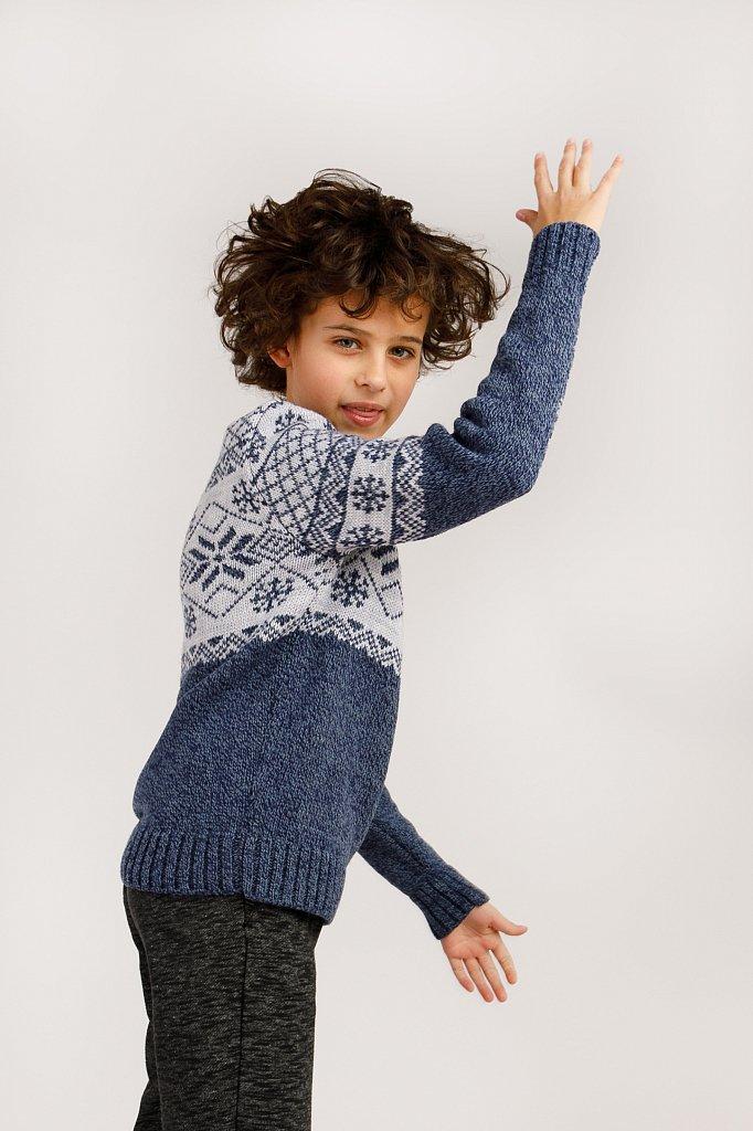 Джемпер для мальчика, Модель KW19-81101, Фото №3