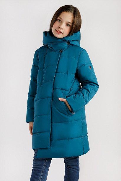 Полупальто для девочки, Модель KW19-71000, Фото №1