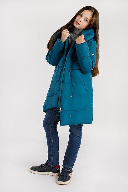 Полупальто для девочки, Модель KW19-71000, Фото №2