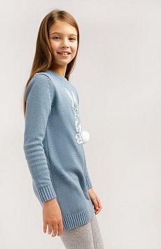 Платье для девочки, Модель KW19-71113, Фото №2