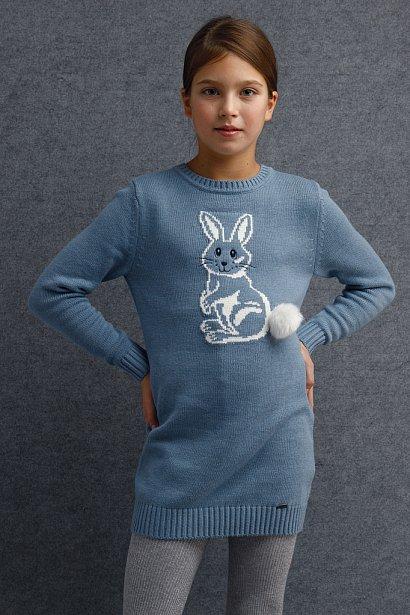 Платье для девочки, Модель KW19-71113, Фото №1