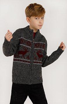 Жакет для мальчика, Модель KW19-81102, Фото №1