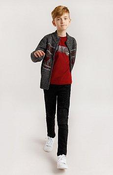 Жакет для мальчика, Модель KW19-81102, Фото №2