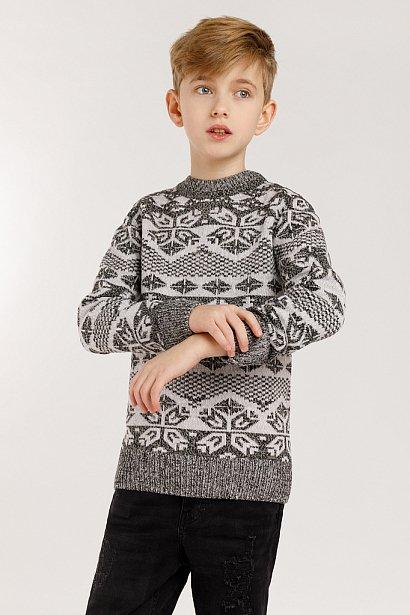 Джемпер для мальчика, Модель KW19-81114, Фото №1