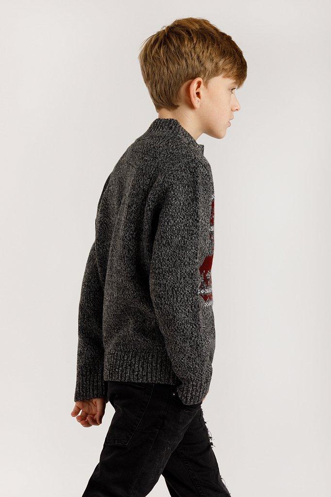 Жакет для мальчика, Модель KW19-81102, Фото №3