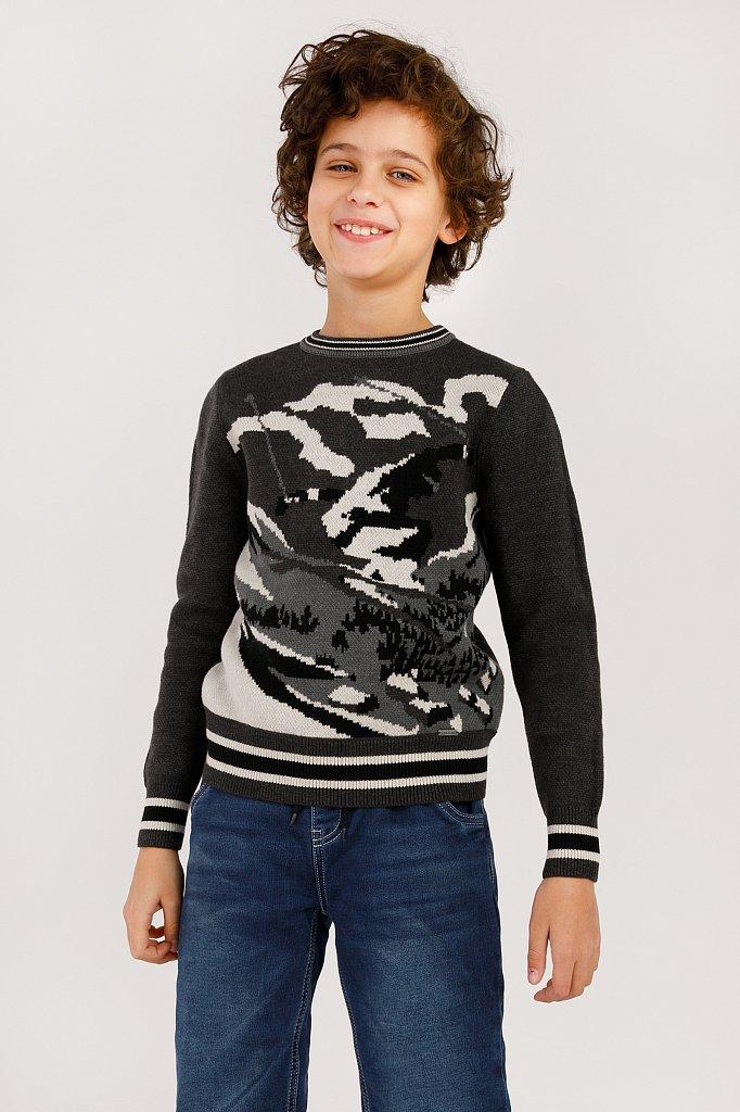 Джемпер для мальчика, Модель KW19-81112, Фото №1