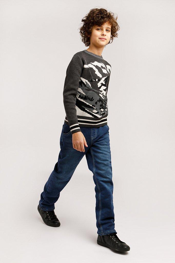 Джемпер для мальчика, Модель KW19-81112, Фото №2