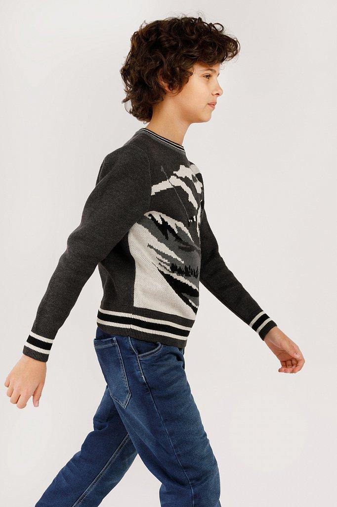 Джемпер для мальчика, Модель KW19-81112, Фото №3