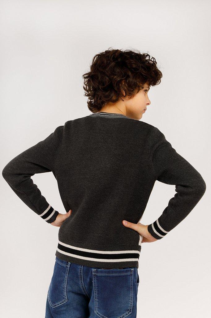 Джемпер для мальчика, Модель KW19-81112, Фото №4