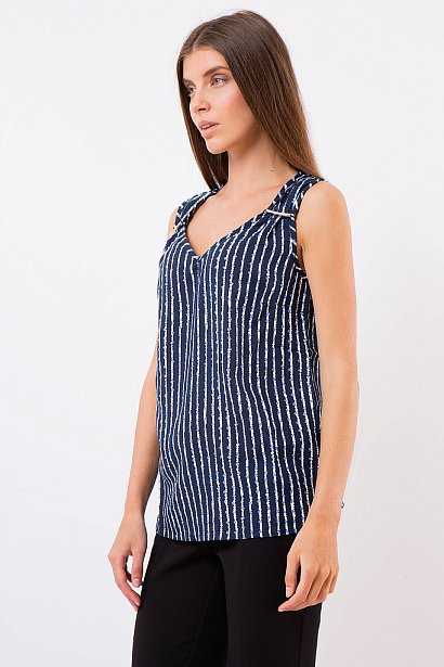 Блузка женская, Модель S17-14047, Фото №3