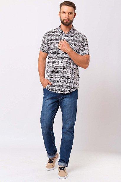 Рубашка мужская, Модель S17-22038, Фото №2