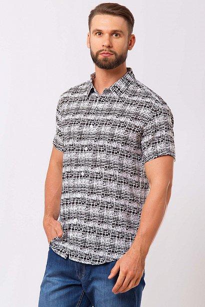 Рубашка мужская, Модель S17-22038, Фото №3