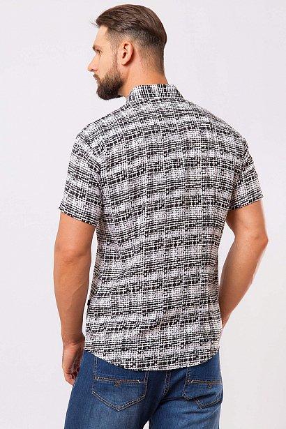 Рубашка мужская, Модель S17-22038, Фото №4