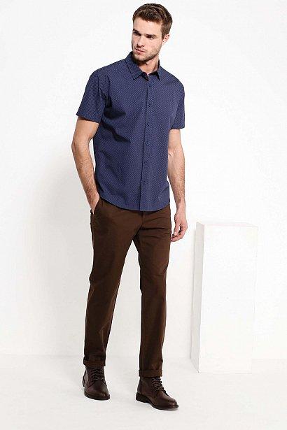 Рубашка мужская, Модель S17-42008, Фото №2