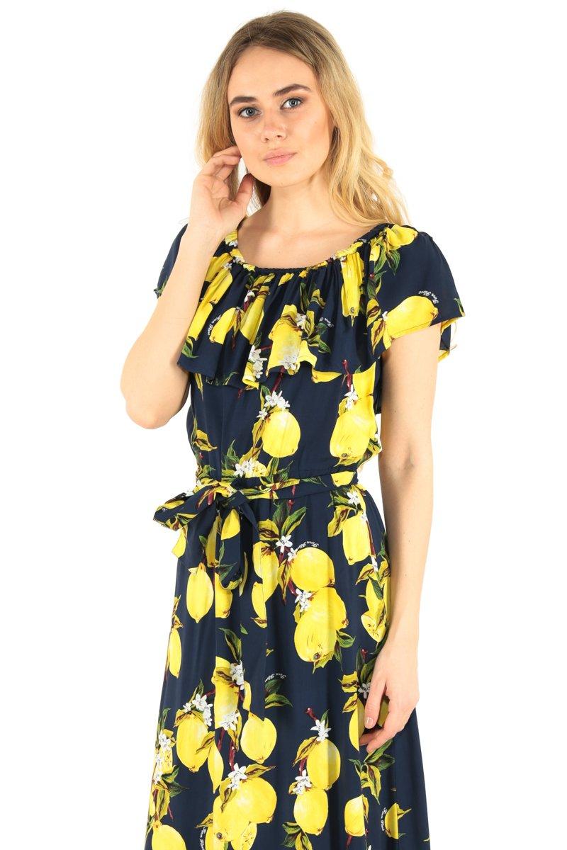 Платье женское, Модель S17-14082, Фото №3