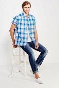 Рубашка мужская, Модель S17-22017, Фото №2