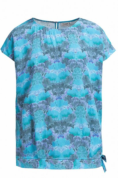 Блузка женская, Модель S17-11096, Фото №1
