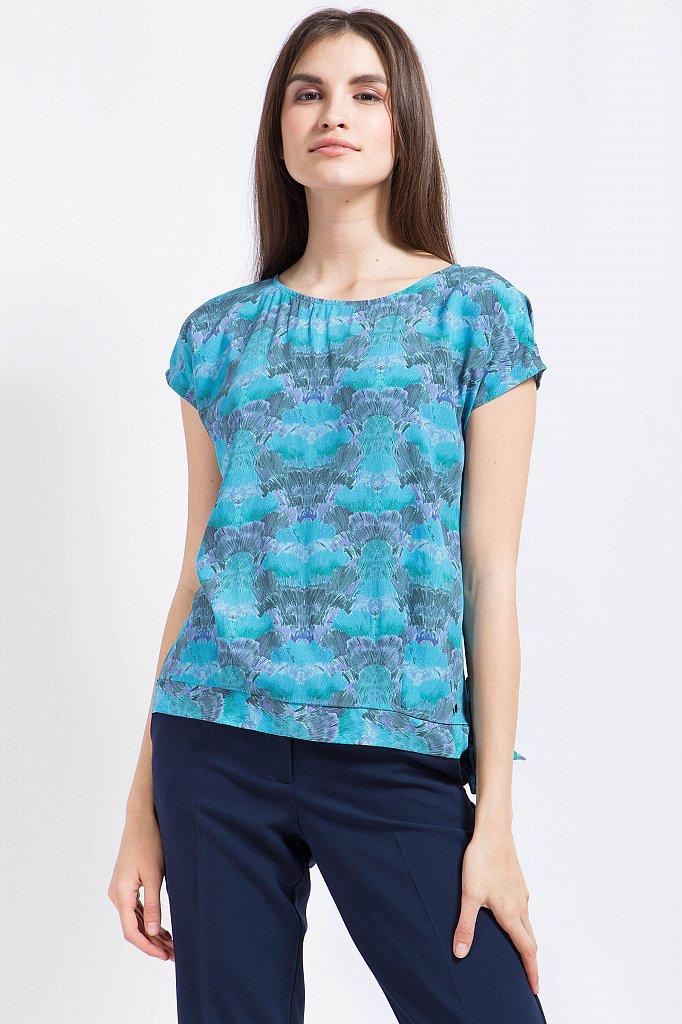 Блузка женская, Модель S17-11096, Фото №2