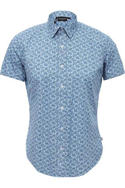 Рубашка мужская, Модель S17-22022, Фото №1